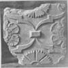 Полуфабрикаты неокрашенных изразцов с рельефными мотивами розетки из раскопок завода XYII-го века в Гончарной слободе в Москве.